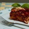 (Receta) Lasagna de salchichas italianas y carne de res