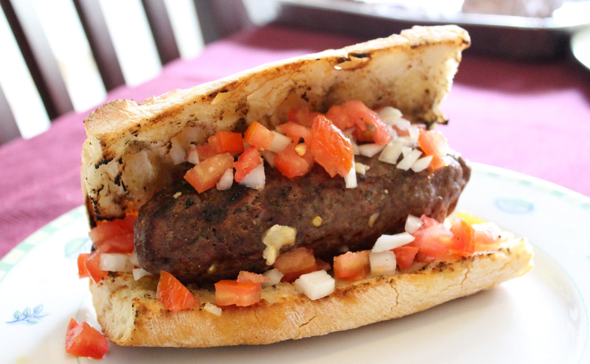 (Receta) ¿Hamburger o HotDog? Mejor ambos !