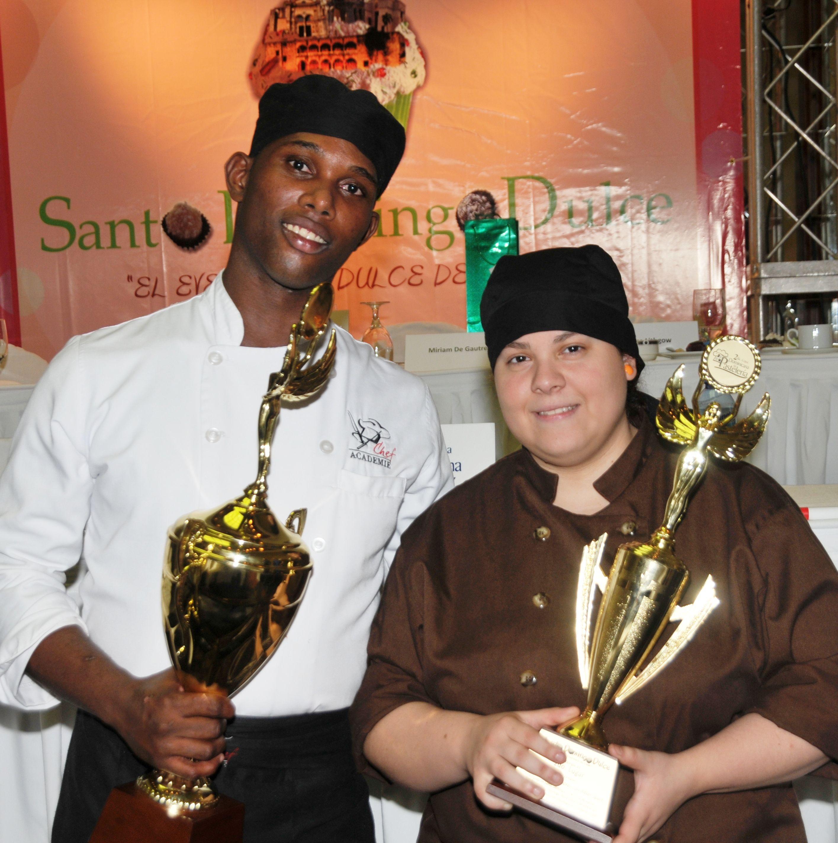 SDD2013 - Ganadores de la copa 2012 Daniel Morris y Chanel Molina