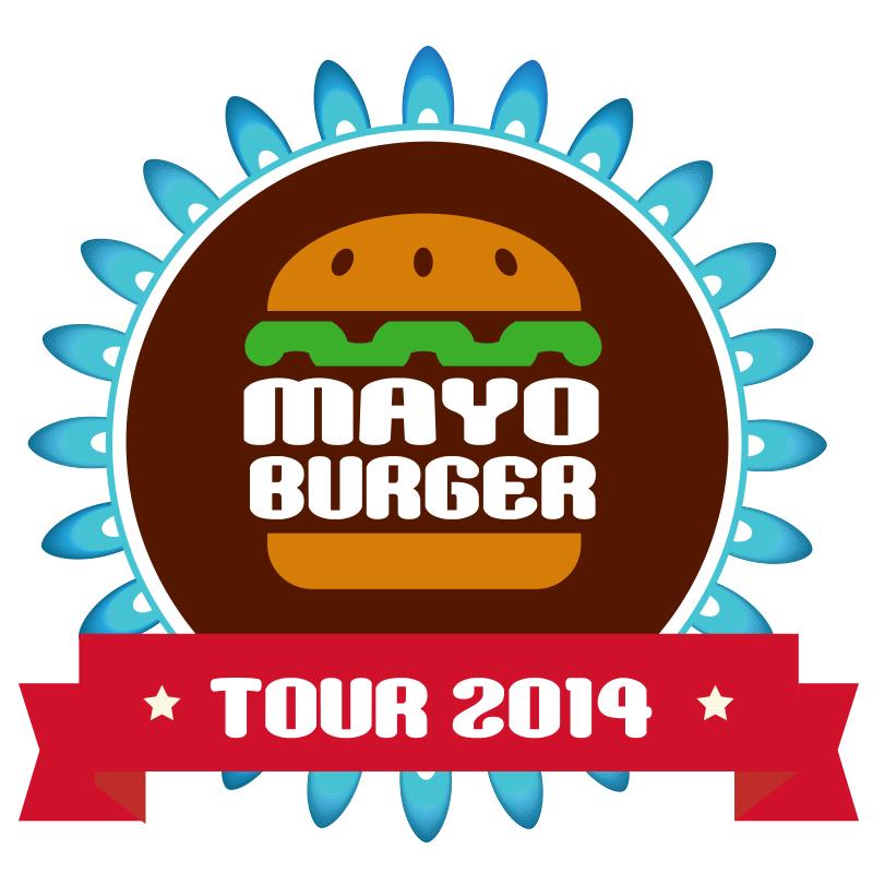 Ganadores del Mayo Burger Tour 2014
