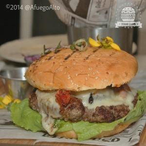 1er Lugar - Burgos Burger (Colatte)