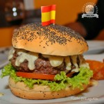 2do Lugar - Hamburguesa Ibérica (Gloria Bendita)