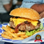 2do Lugar - La Squina Burger (La Squina by Chilin)