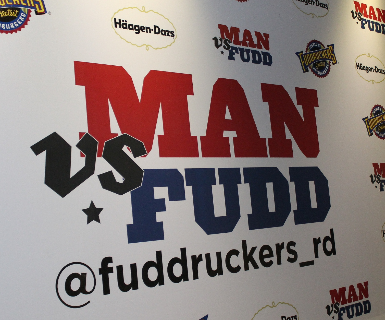 Man vs Fudd 2014 (Burger Edition)