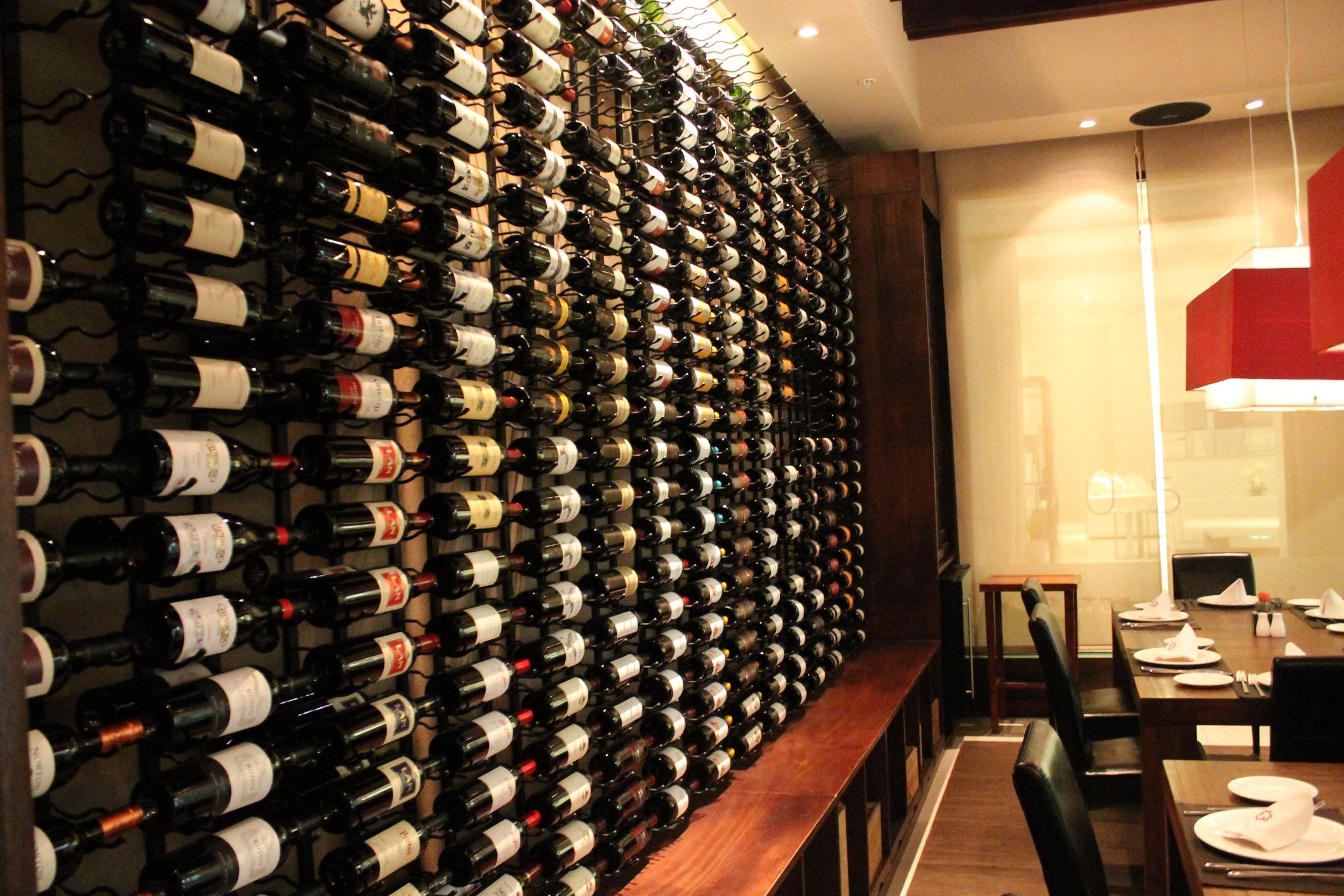 Rese a casa avila afuegoalto - Cavas de vino para casa ...