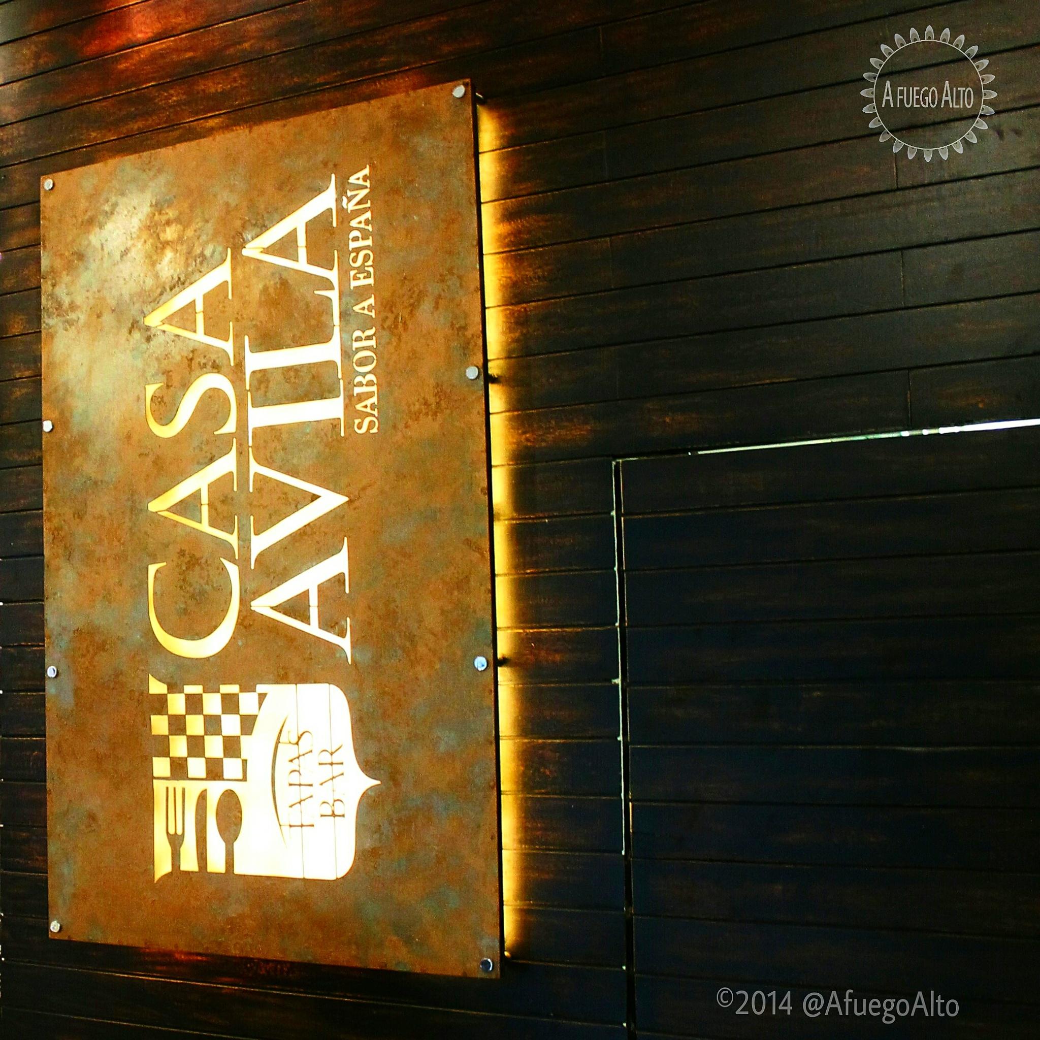 (Reseña) Casa Avila