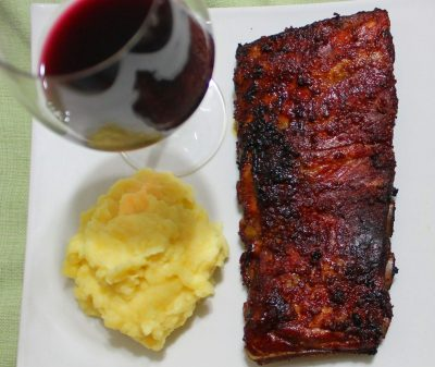 (Receta) Costillas de cerdo con Country Style Dry Rub