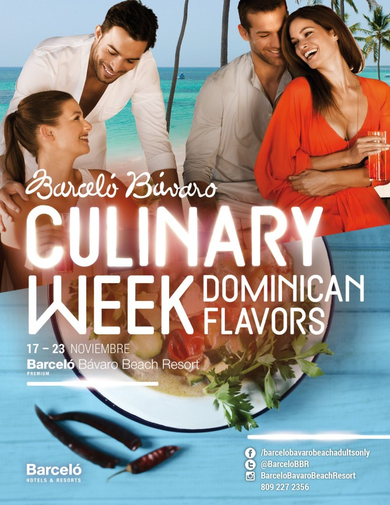Culinary Week Dominican Flavors