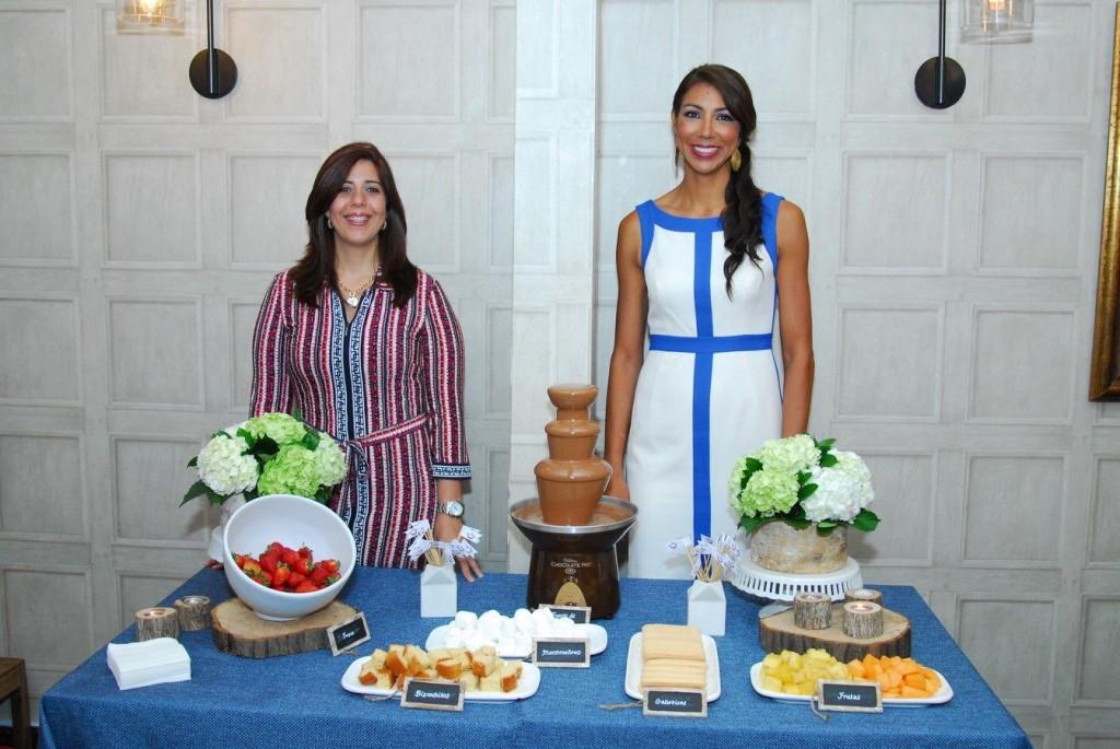 Gabriela y Yadira