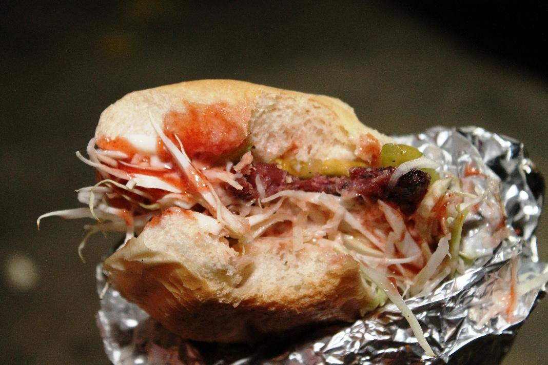 Historia del Chimi (sandwich nacional dominicano)