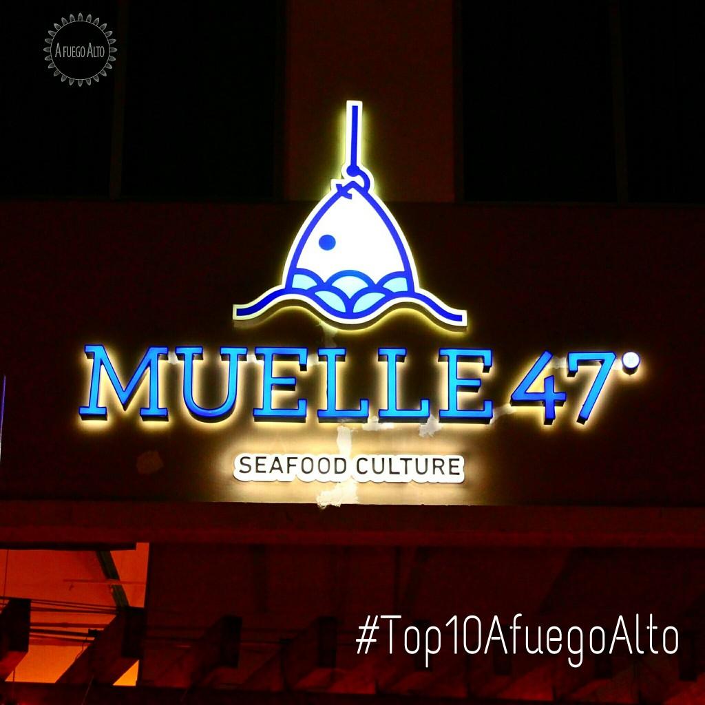 Muelle 47 (Los 10 mejores restaurantes del 2014)