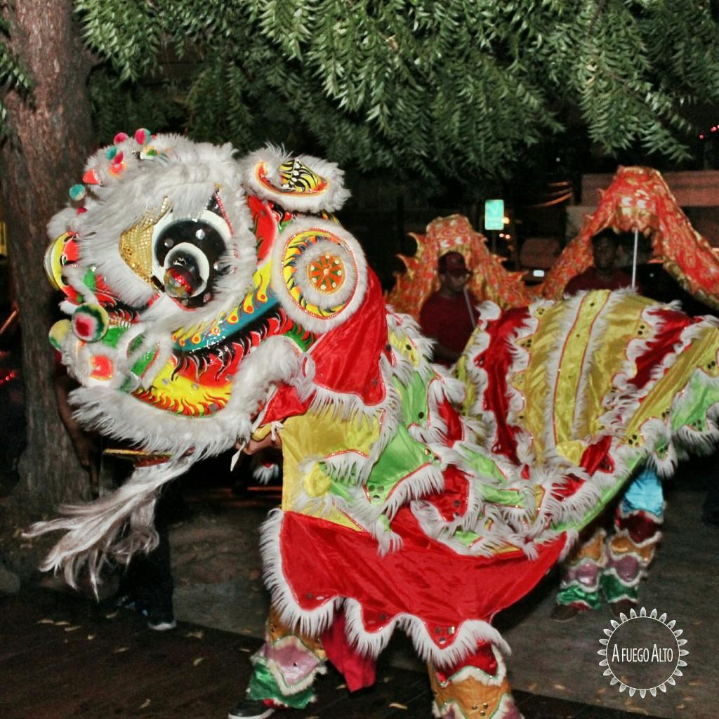 Danza del dragon 1