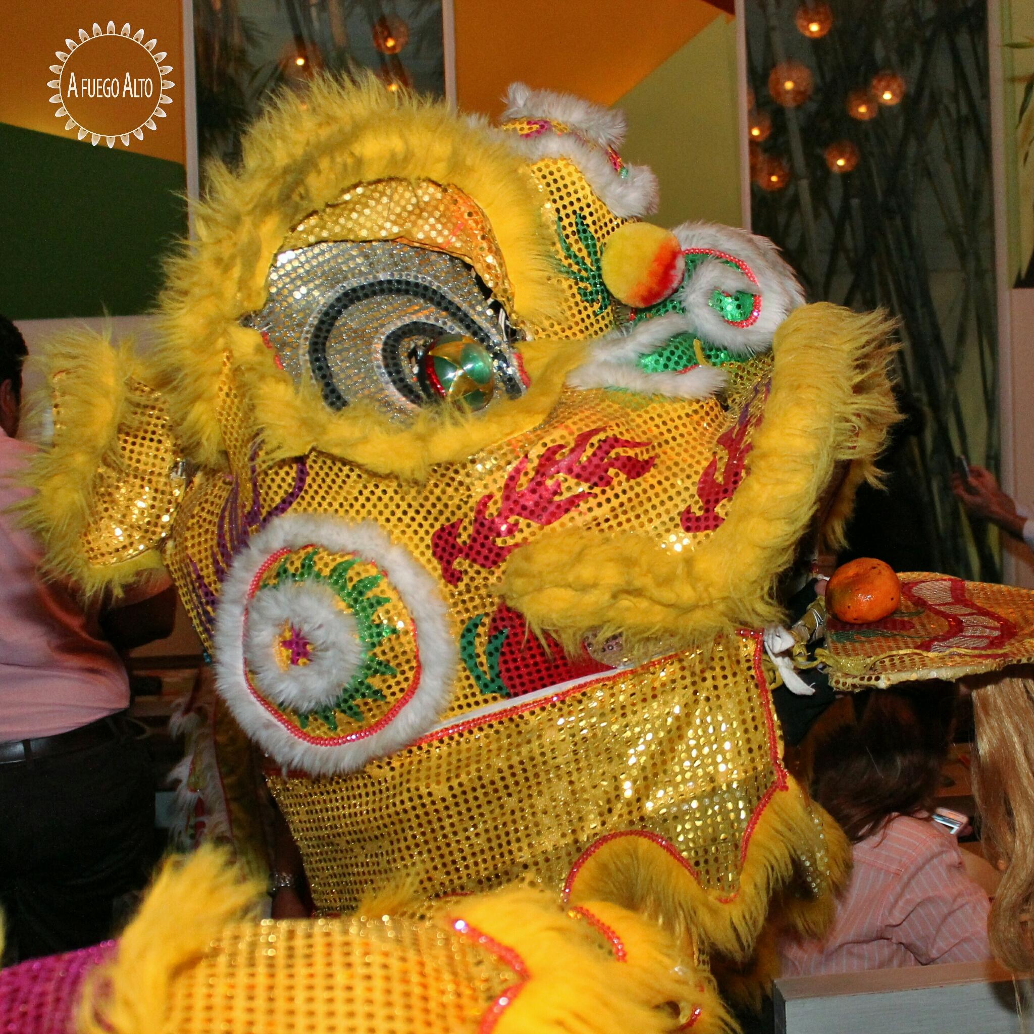 Año nuevo chino en Asia Mia