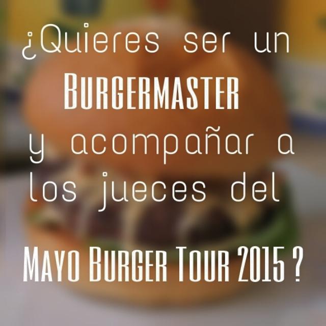 AfuegoAlto busca 3 BURGER MASTERS para el MayoBurgerTour