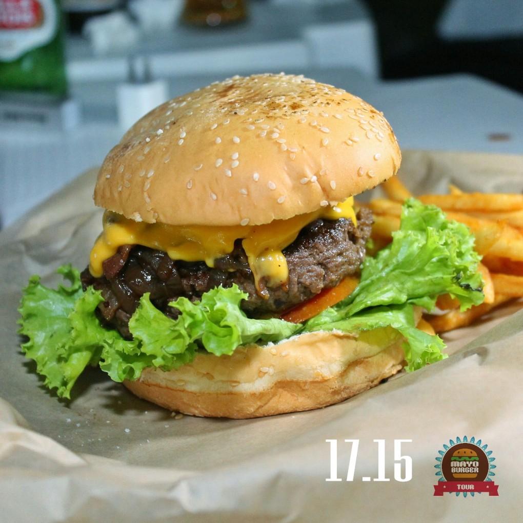Squina Burger - Squina