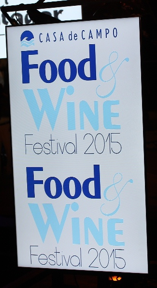 Casa de Campo Food & Wine Festival 2015