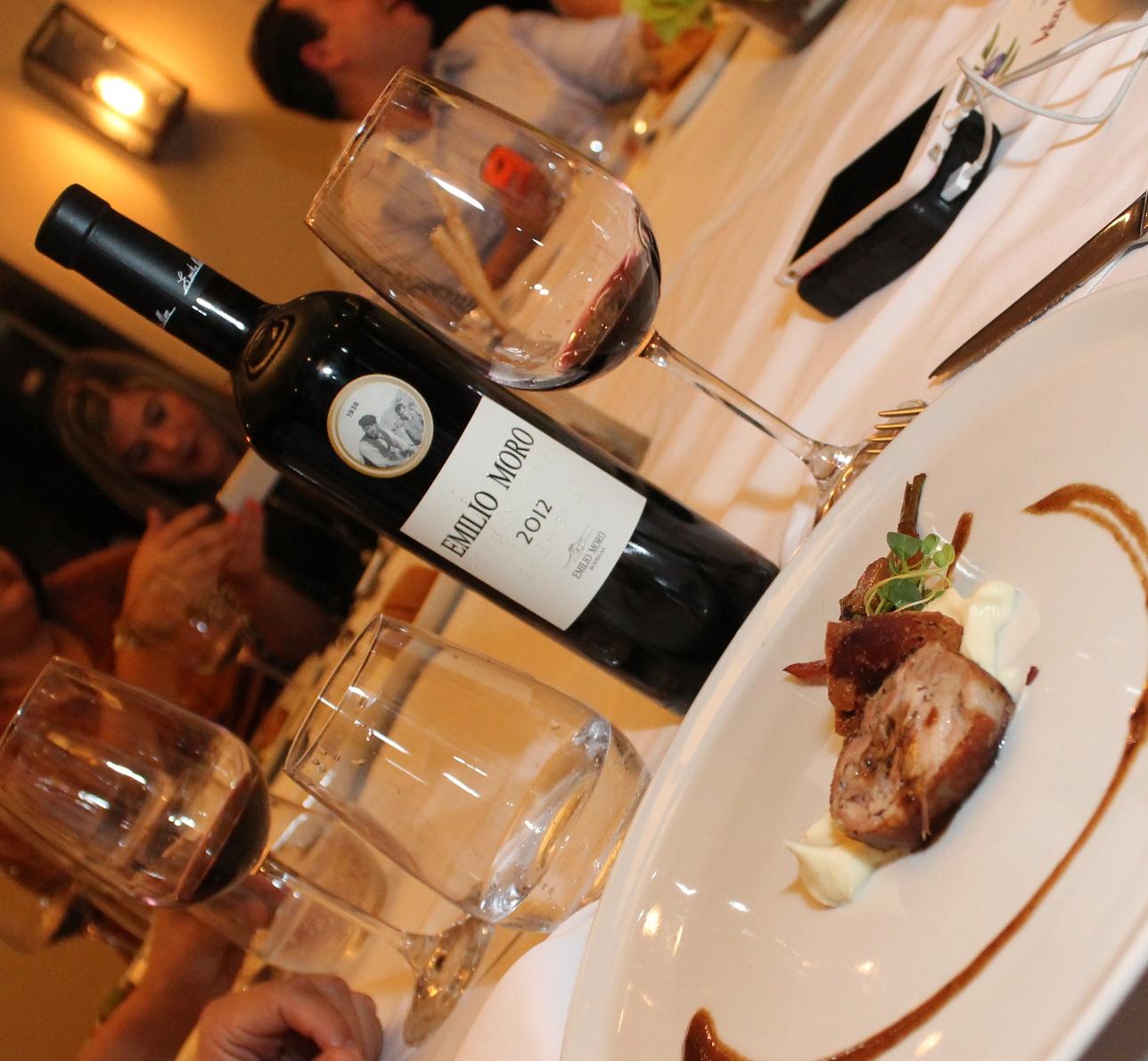 La Enoteca Food & Wine Tour con Emilio Moro