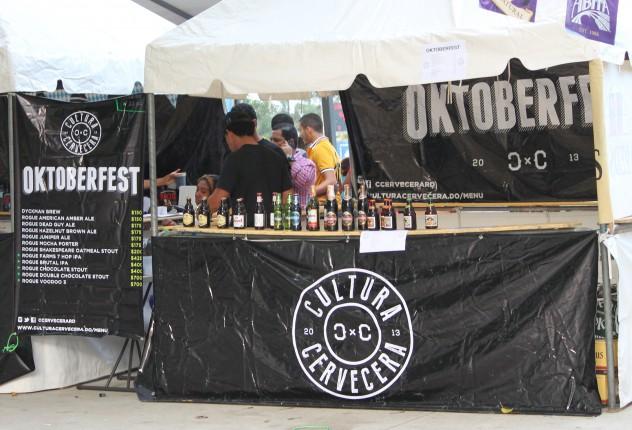 Cultura Cervecera en el Oktoberfest 2014 en la Media Cancha