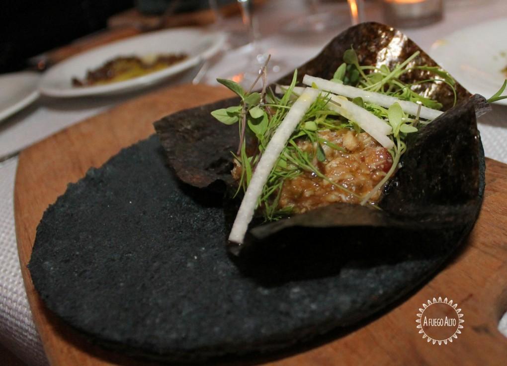Jaiba y Sal - Xabi (Casa de Campo Food & Wine 2015)