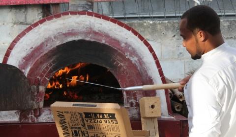 Horno de Tapati