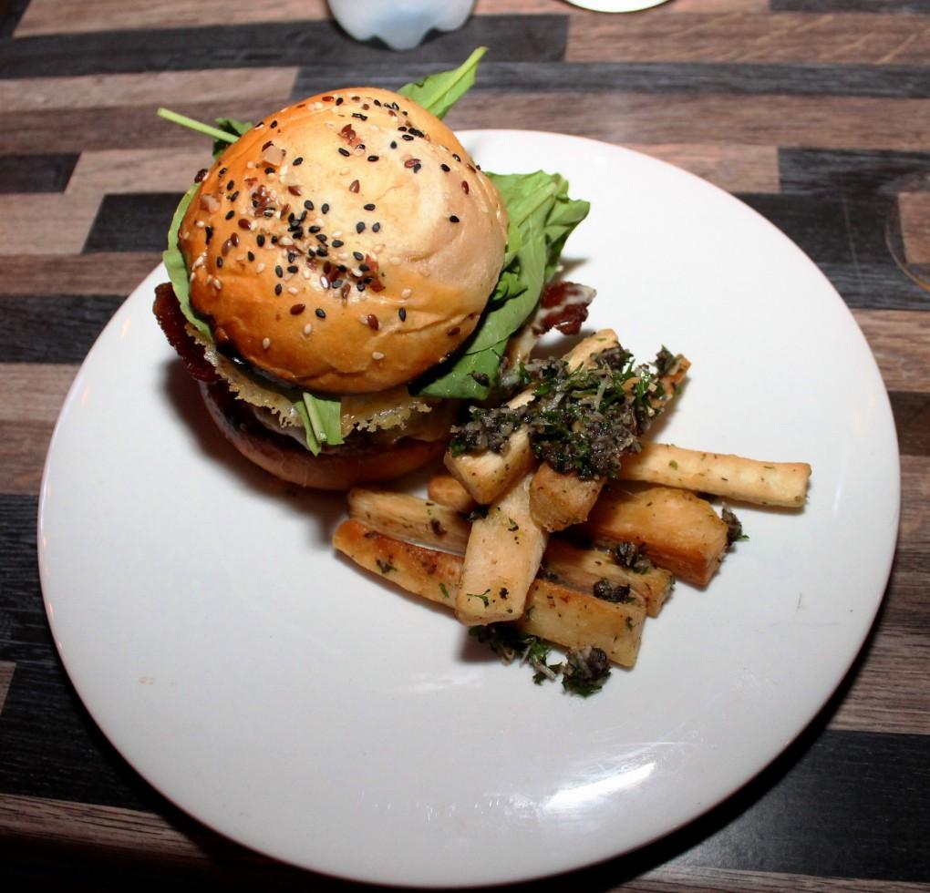 El Once30 Burger (Once30)