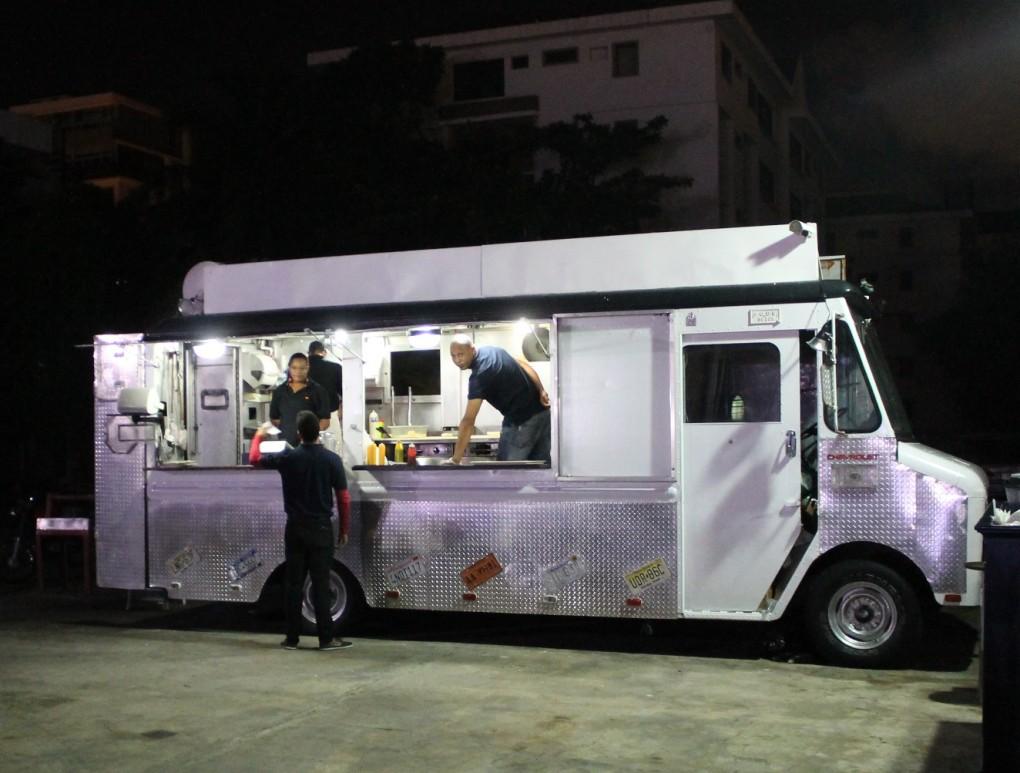 La Chalupa -Camion