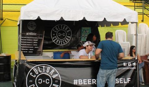 Stand de Cultura Cervecera