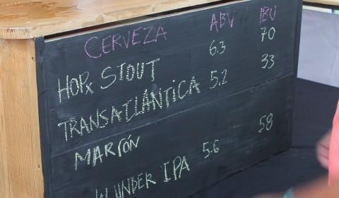 Stand de Cervecería Uicu