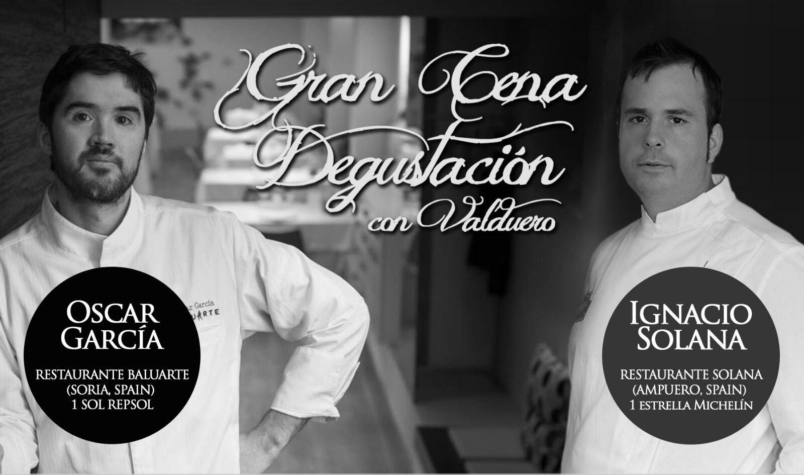 Bodegas Valduero presentará 2 cenas degustación en La Romana y en Santiago