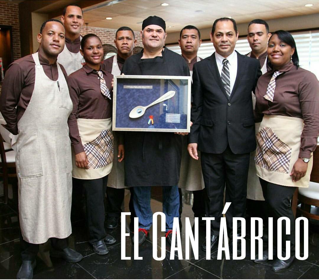 Restaurante El Cantábrico recibe premio internacional