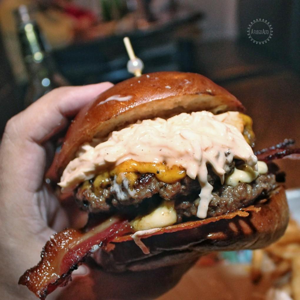 El Doble Burger
