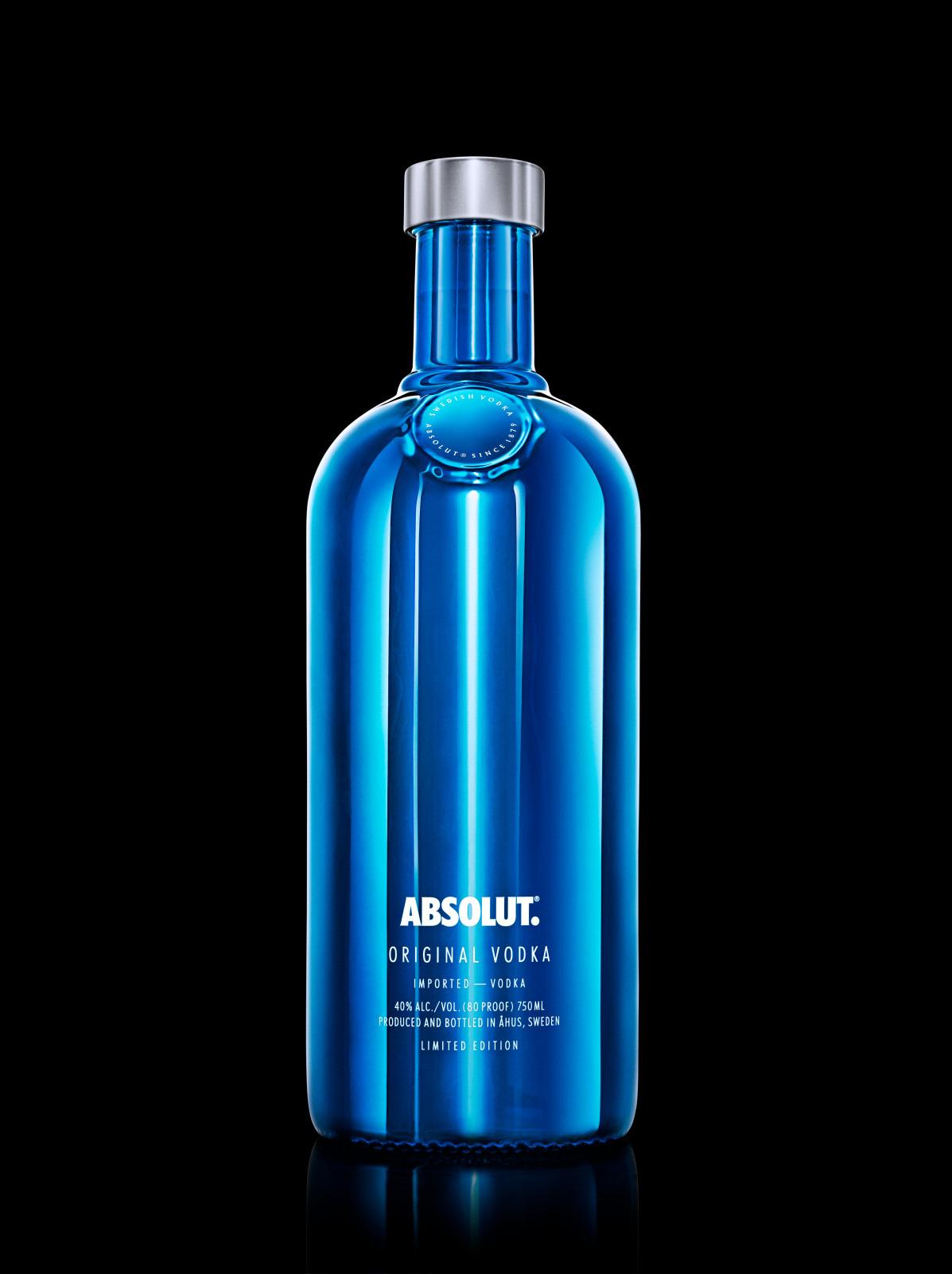 La nueva vodka Absolut Electrik ya está en R.D.