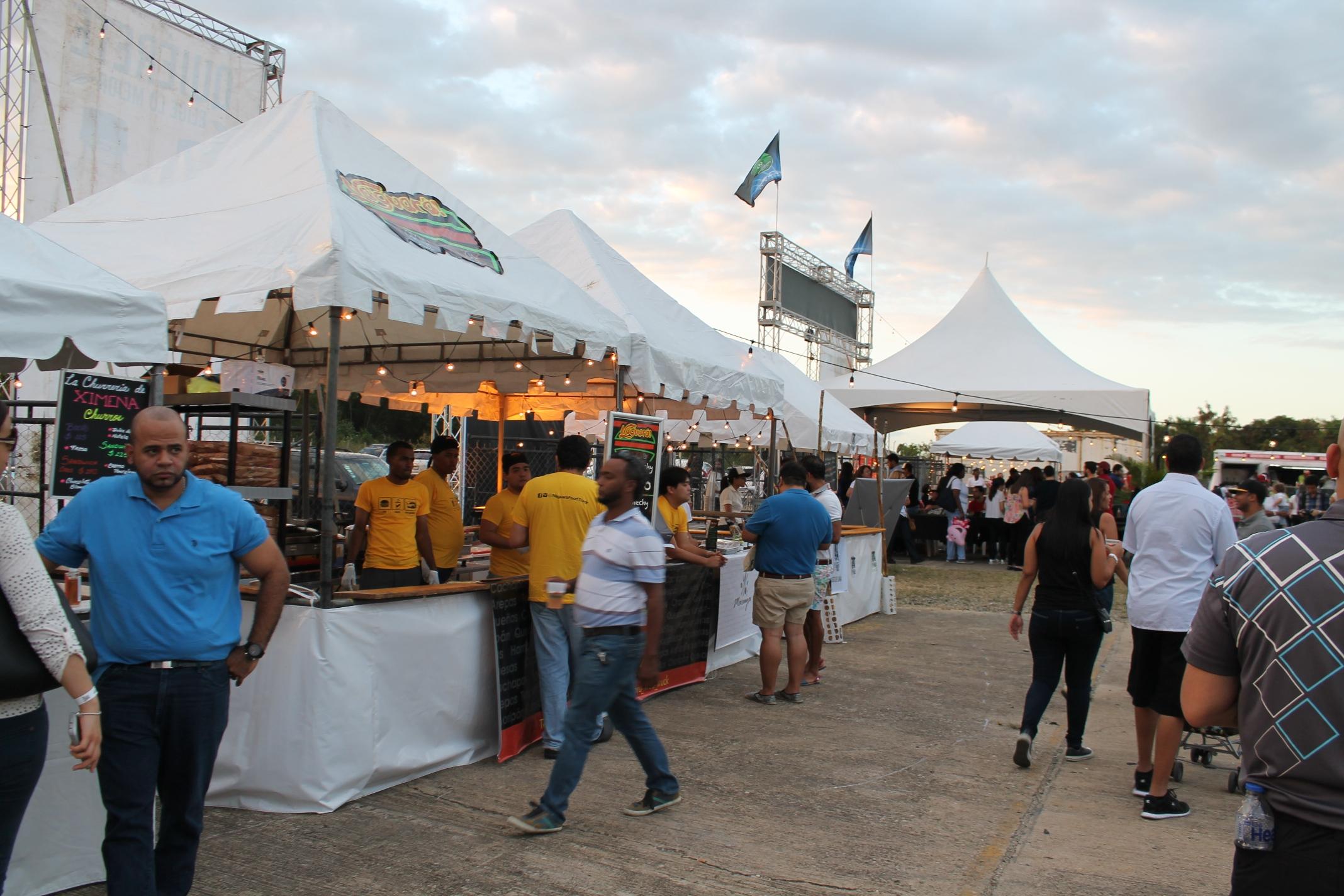 Galería del Street Food Festival de TheFoodLifeOfDR