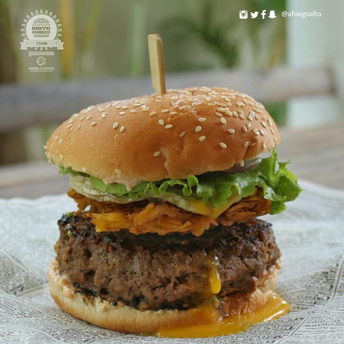 Resumen del Mayo Burger Tour 2016 en Santiago