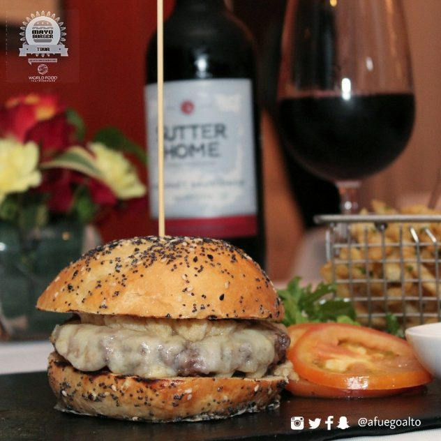 Kobe Burger - Mitre