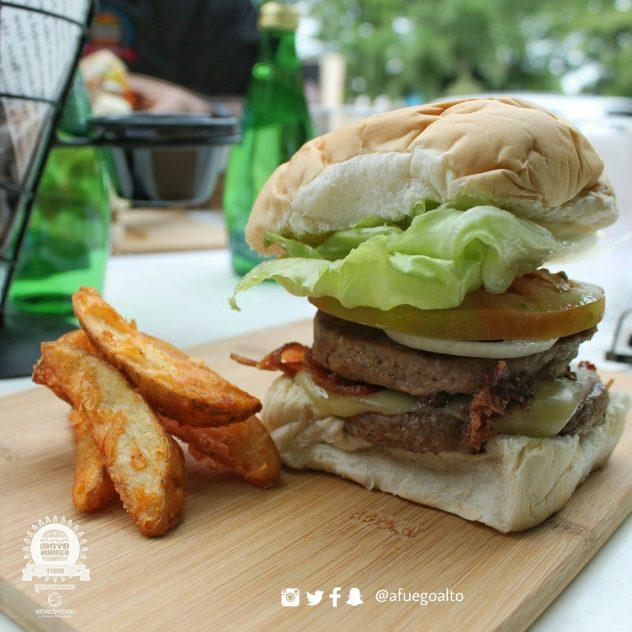 Rincon Burger - El Rinconcito de Luis
