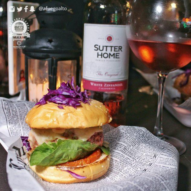 Sheep Burger - Oveja Negra Food Truck
