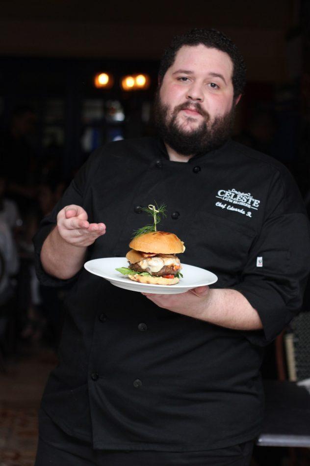 Chef Eduardo Rodriguez - Celeste