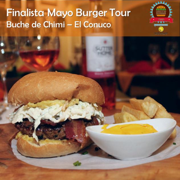 Buche de Chimi - El Conuco (Finalista) (Mayo Burger Tour)
