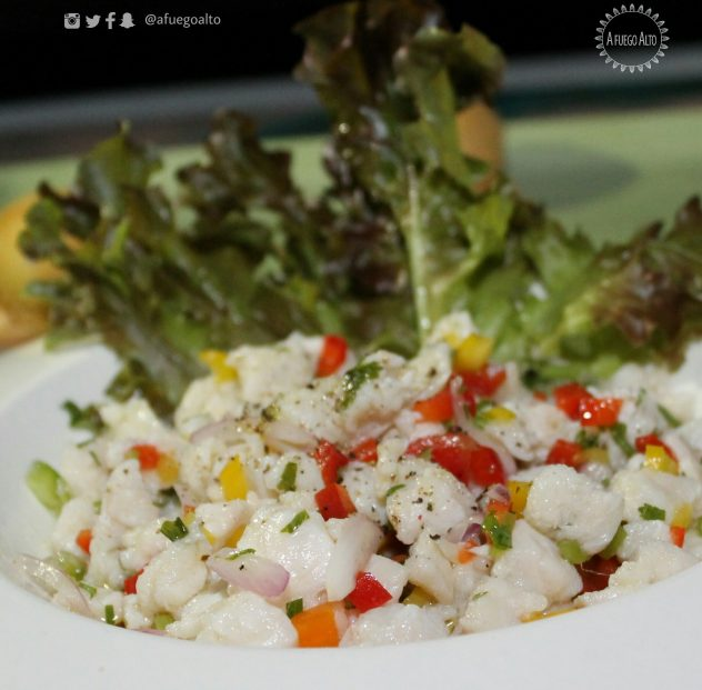 Ceviche - Camp David