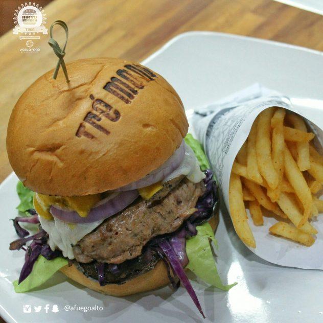La Quitaculpa 2 - Tre Mono (Mayo Burger Tour)