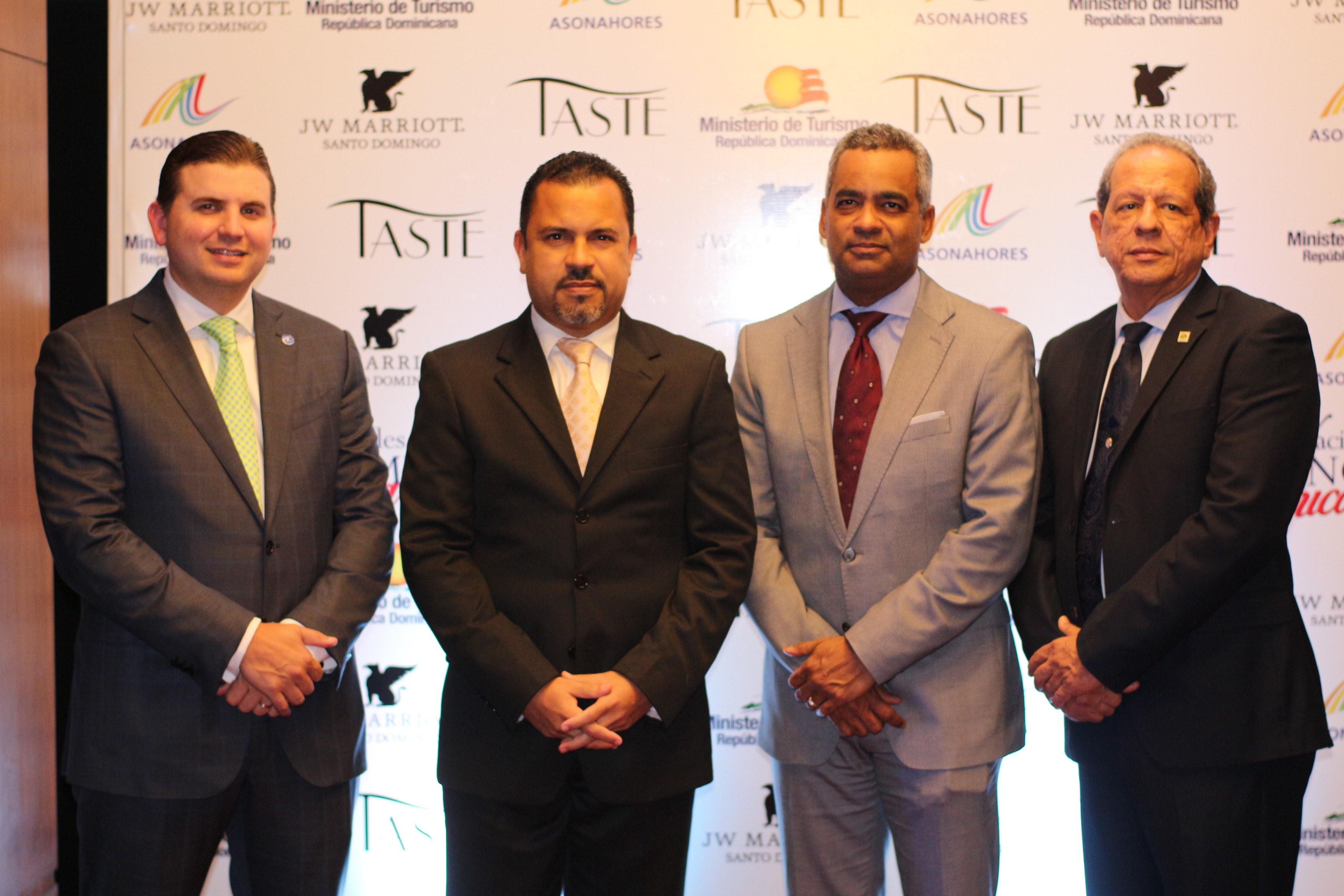 Ganadores Premios Nacionales a la Gastronomía Dominicana 2016