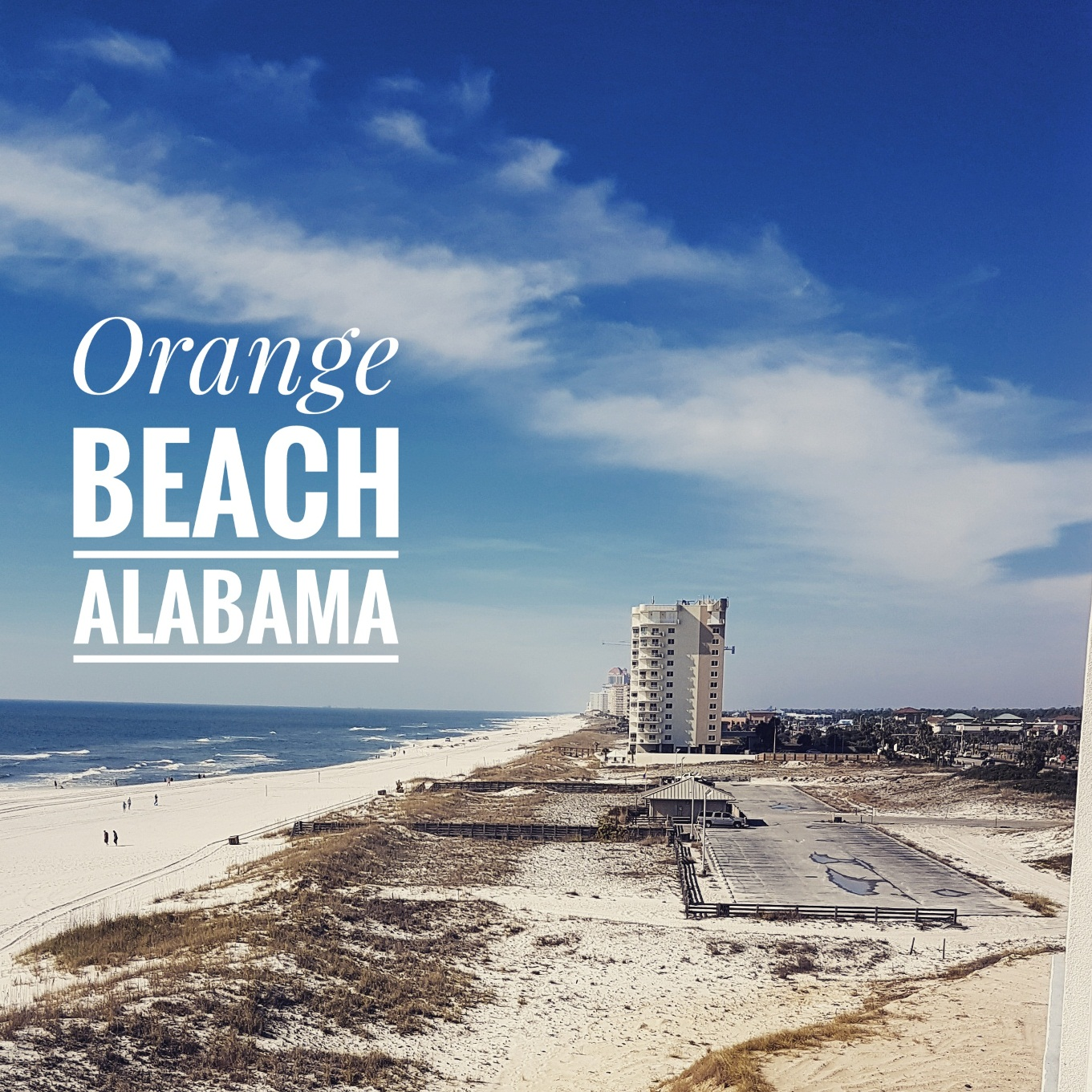 Un paseo por Orange Beach, Alabama (E.U.)