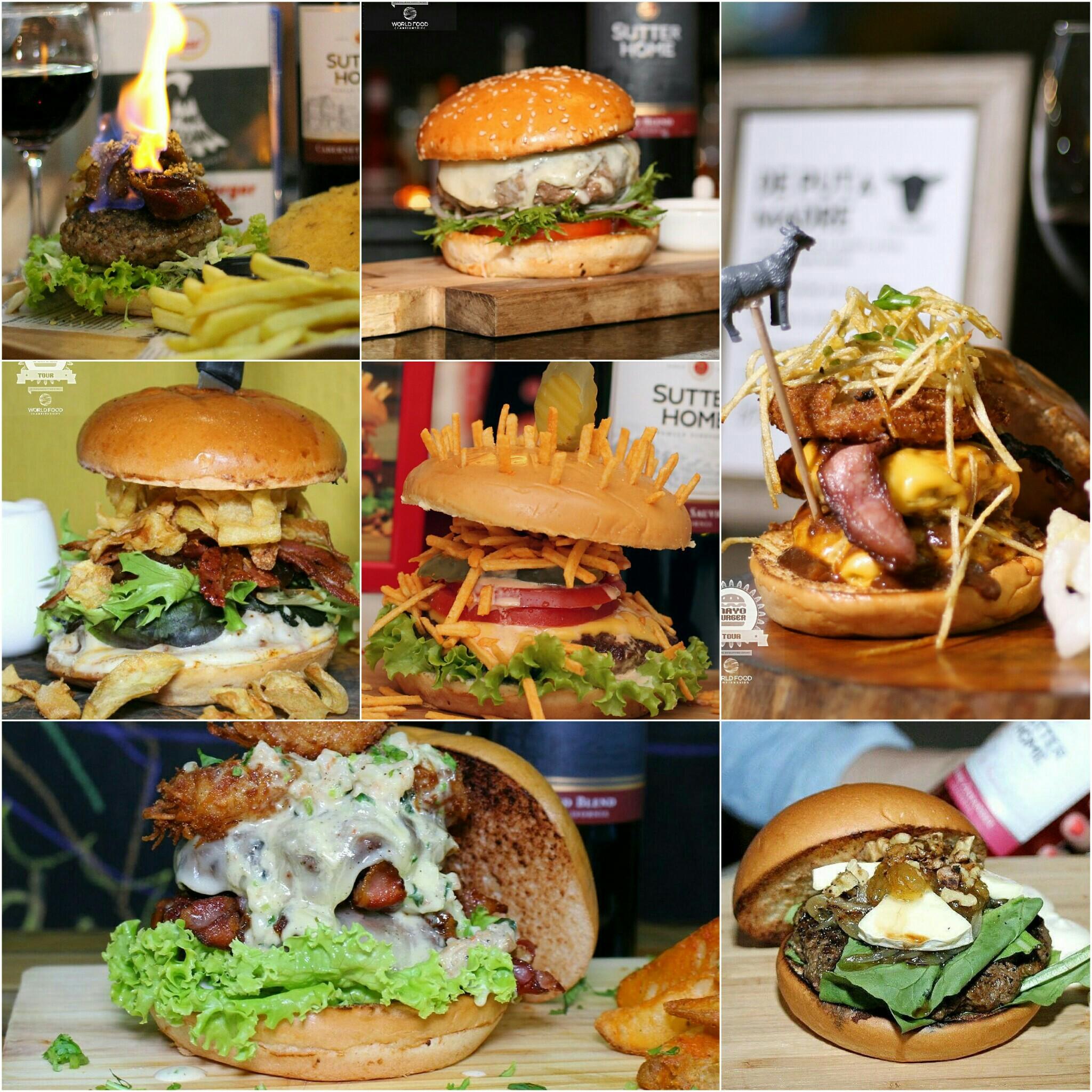 Resumen primera semana Mayo Burger  Tour 2017