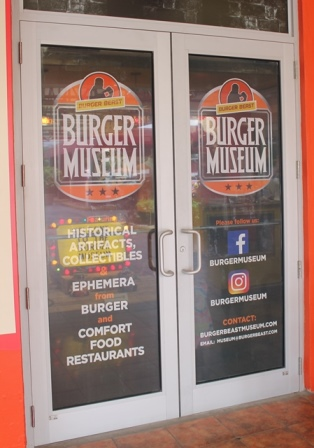 Burger Museum de Burgerbeast (Miami, FL)