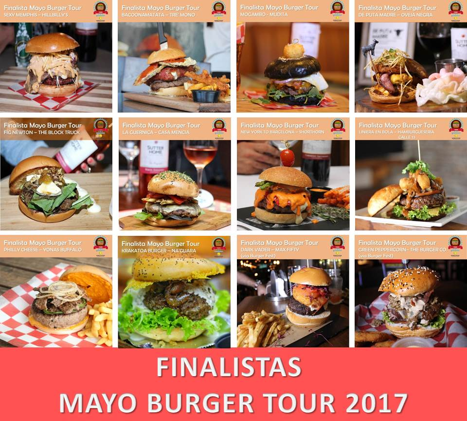 La gran final del Mayo Burger Tour 2017