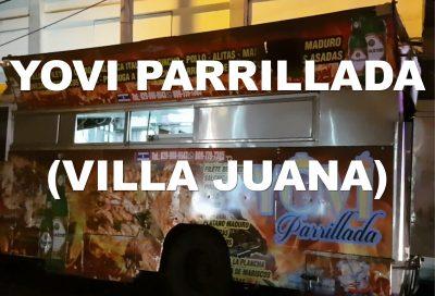 Comida de calle dominicana en nuestro canal de Youtube
