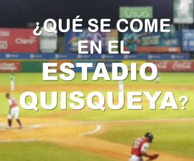 ¿Qué comer en el Estadio Quisqueya Juan Marichal ?