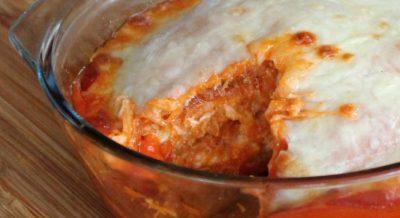 (Receta) Lasagna de cangrejo en masa de catibía