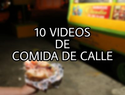 Recopilación de videos de comida de calle de AfuegoAlto